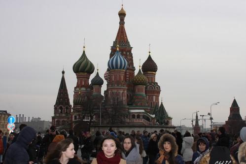 Rusya Maslenitsa bayramını kutluyor