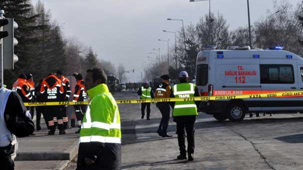 14 askerin şehit düştüğü Kayseri saldırısında