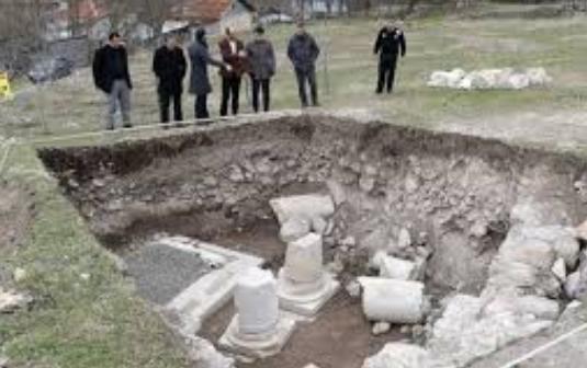 1500 yılık eser Karabük'te bulundu