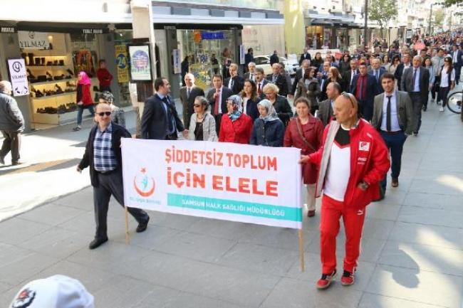 8 Mart Kadınlar Günü nedeniyle yürüdüler
