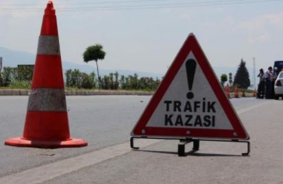 2 kişi kazada öldü