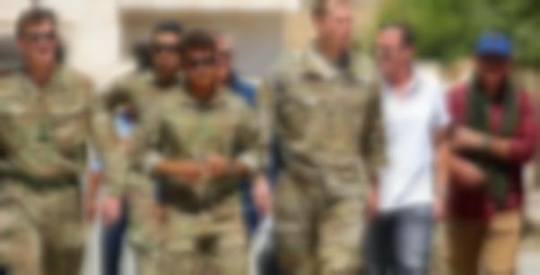 200 ABD askeri Suriye'de