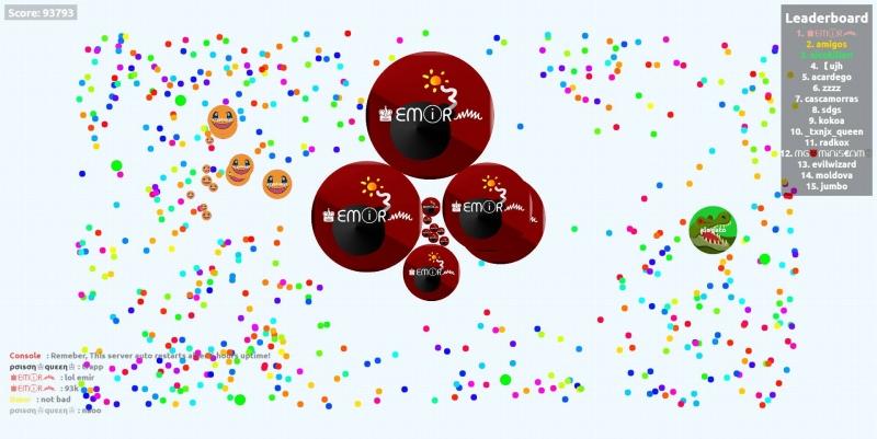 2016 yılının en iyi agario private serverları