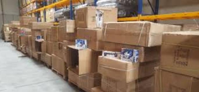 2,5 milyonluk kaçak oyuncaklar sergilendi