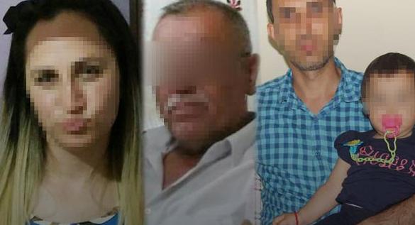3 çocuklu hostesi kaçırdı