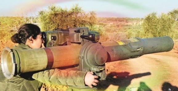 5 Şehit verdiğimiz tankı vuran füze ABD'ye ait