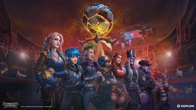 5bin dolar ödüllü Heavy Metal Machines Metal League 5, Ağustos ayında gerçekleştirilecek!