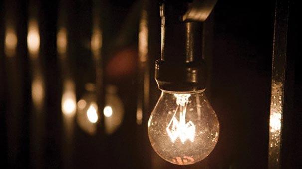 6 İlde Elektrik Kesilecek