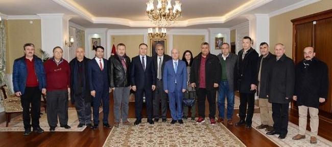 Anadolu Odaları Platformu, Erzurum'da