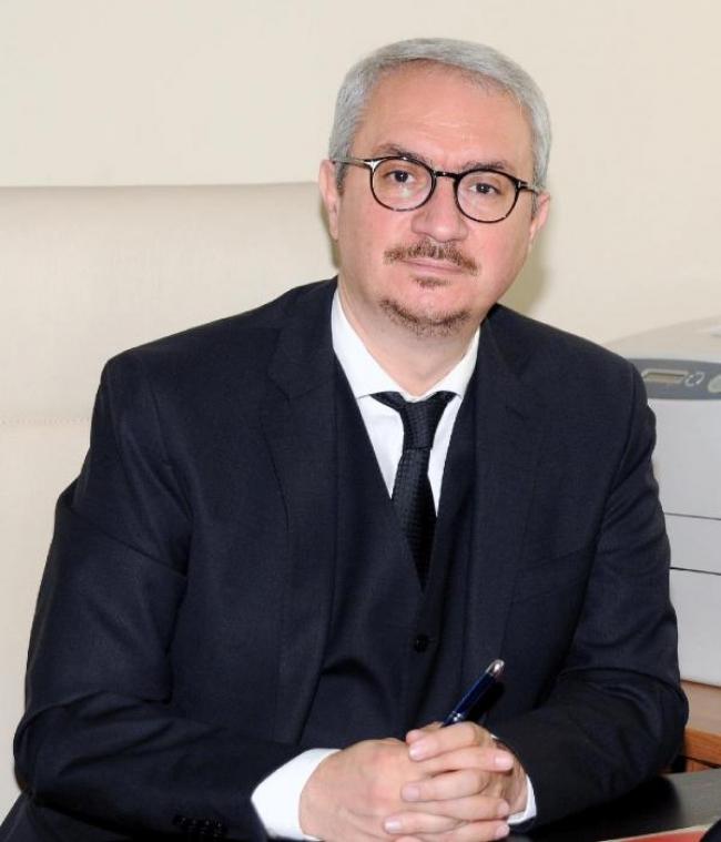 Prof. Dr. Aydınlı AÜ Hastanesi'nin yeni başhekimi