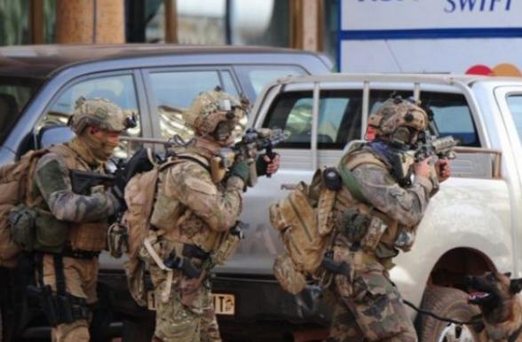 ABD Libya'ya özel askerler gönderdi