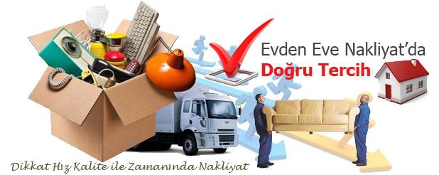 Adana Evden Eve Güvenilir Nakliyat Firması