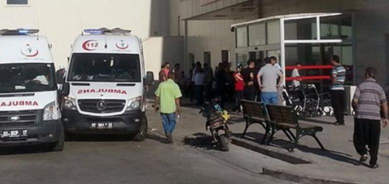 Adana'da tarla kavgasında 1 kişi öldü 4 kişi yaralandı