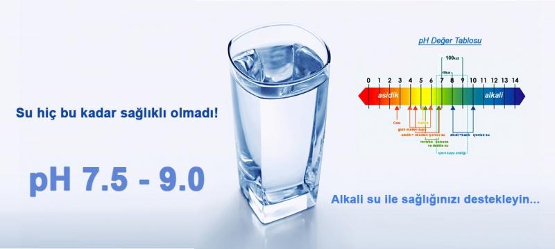 Alkali Suyun Yan Etkileri Var Mı?