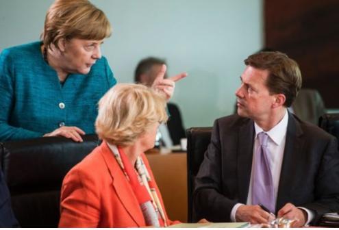 Almanya'dan yeni bir Türkiye açıklaması
