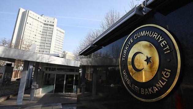 Almanya'nın Ankara Büyükelçisi Dışişlerine davet edildi