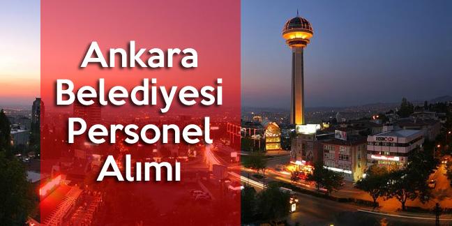 Ankara Büyükşehir Belediyesi İnsan Kaynakları İş Başvurusu Hakkında Bilgiler