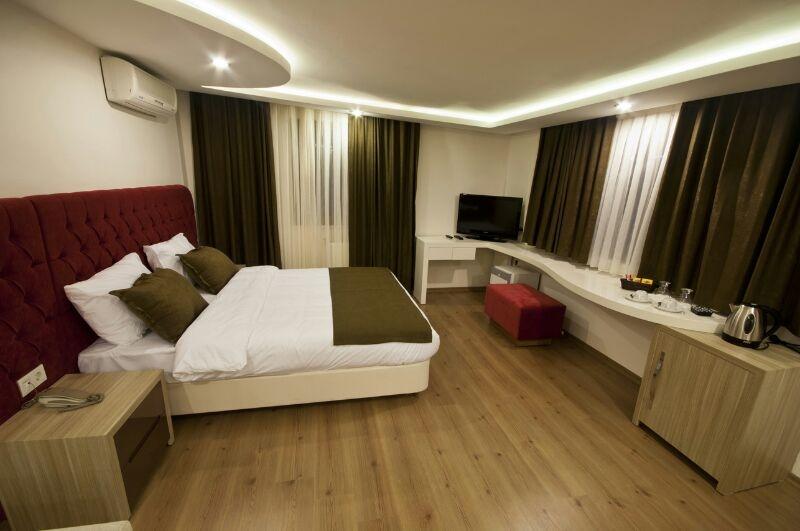 Antalya da 100 TL'den Başlayan Günlük Evler