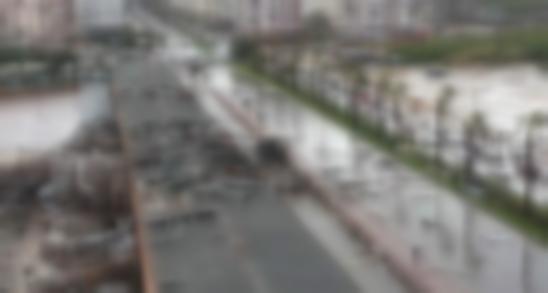 Antalya'da hortum ölüme neden oldu