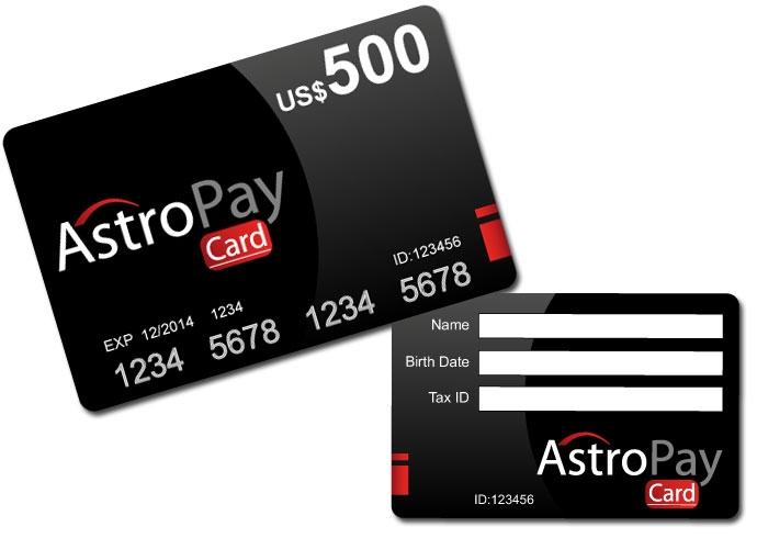 Astropay card nereden satın alınır