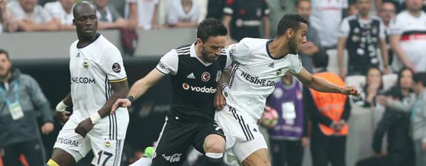 Beşiktaş 1 - 1 Fenerbahçe