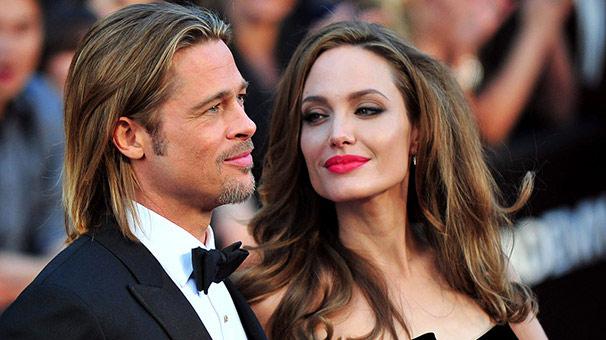 Brad Pitt'ten Angelina Jolie'ye: Ayar mekanizması yok!