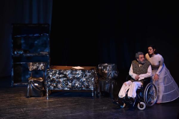 Çanakkale'de Dünya Tiyatrolar Günü etkinlikleri