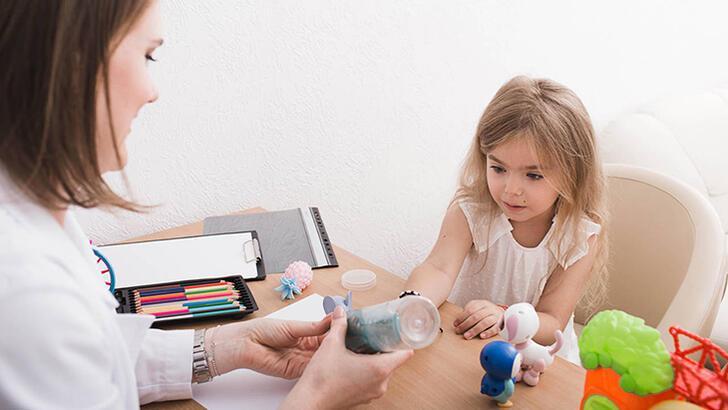 Çocuk ve Ergen Danışmanlık Hizmeti