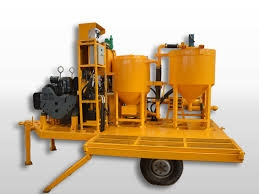 CONCRETE PLANT – GROUTING MACHINE – HAKSAN.COM.TR