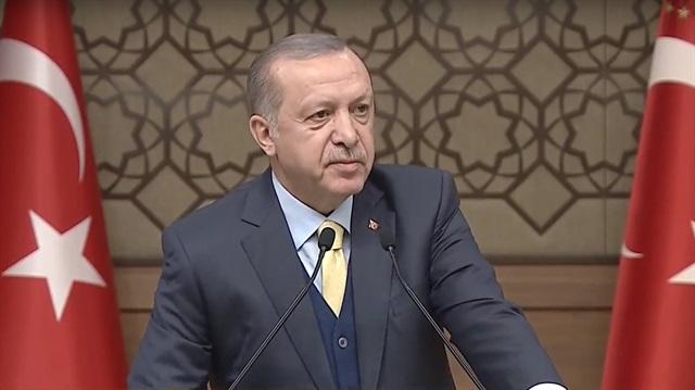Cumhurbaşkanı Erdoğan: Afrin adım adım kontrol altına alınıyor