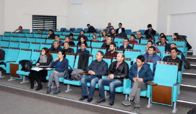 VASKİ'nin eğitim seminerleri devam ediyor