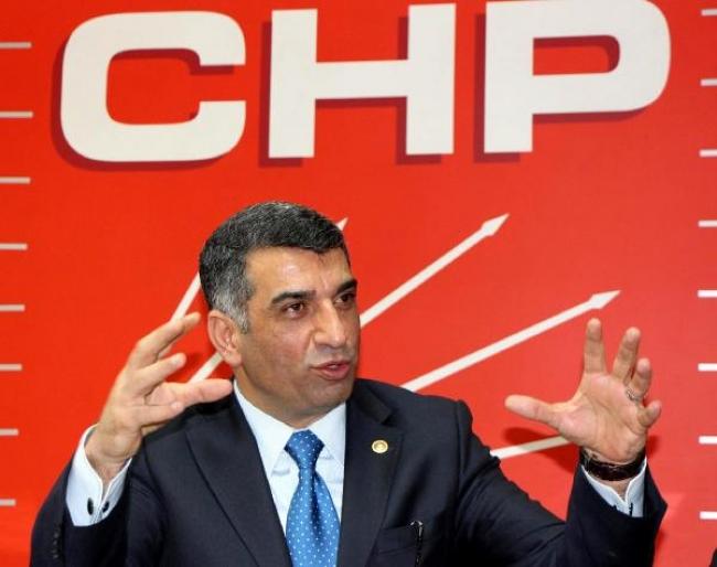 CHP'li Erol: Suriyeliler, terör örgütleri için eylem yapacak potansiyel güçler