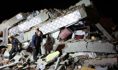 Elazığ'da 6.8 büyüklüğünde depremle ilgili son veriler
