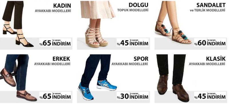 En Şık Kadın Sandalet Modelleri