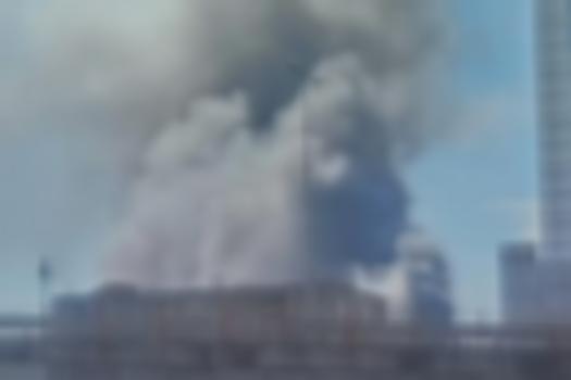 Ereğli'de bir fabrikada yangın çıktı