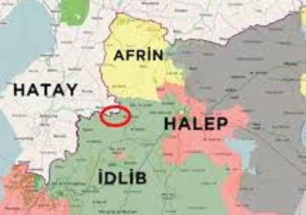 Esad'ın İdlib'e yoğun saldırıları