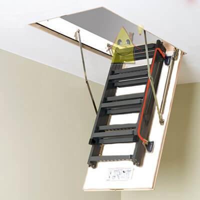 Fakro Metal Çatı Merdivenleri