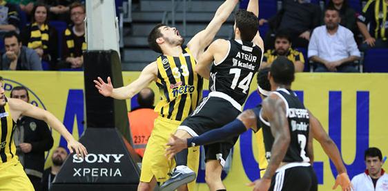 Final Beşiktaş ve Fenerbahçe Arasında