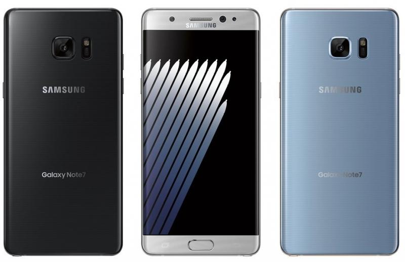 Galaxy Note 7 Çıktı !