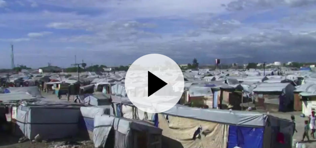 Haiti korkunç depremi unutmadı