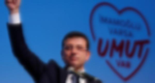 İmamoğlu'nun montajlanan konuşmasında gazeteciden açıklama
