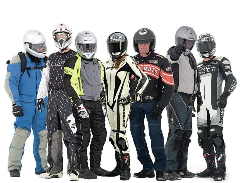 İnternetten Ucuza Motosiklet Giysileri Alın
