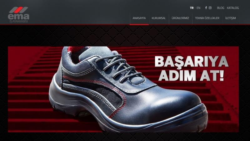 İş Ayakkabısı Sektöründe Değişmez Marka; Ema Ayakkabı