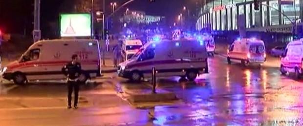 İstanbul-Beşiktaş'ta patlama