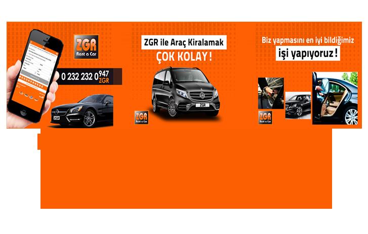 İzmir Şoförlü Araç Kiralama Fiyatları