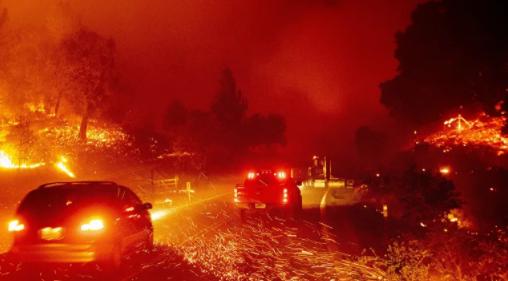 Kaliforniya'daki yangınlar için yardım yapılacak