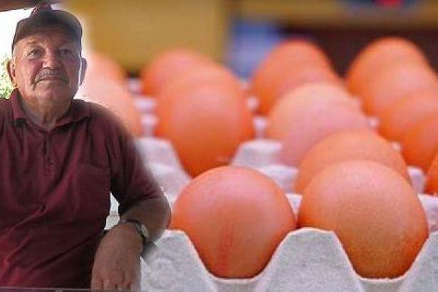 Köylüye 15 yumurta için 15 bin lira ceza kestiler