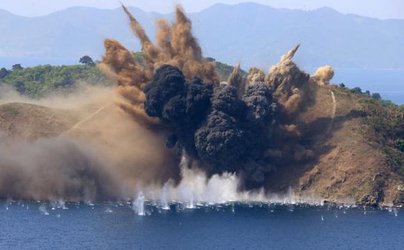 Kuzey Kore Füzeyi Ateşledi !