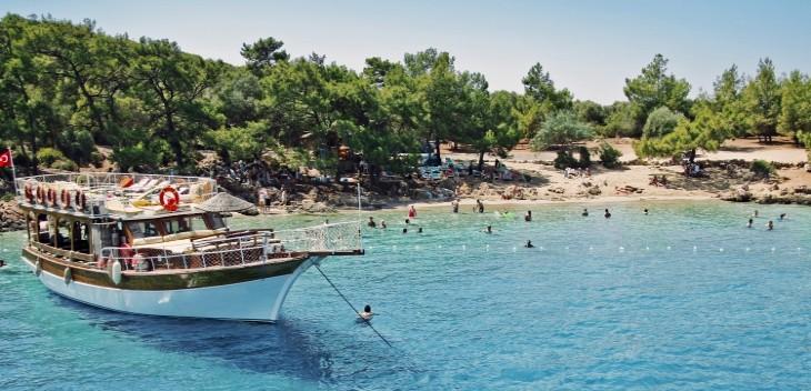 Marmaris Otelleri İle Hem Tatil Hem Eğlence
