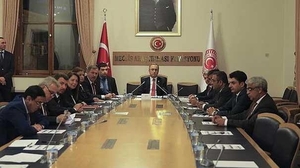 Meclis Darbe Komisyonu'nun görevi